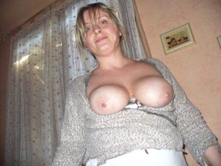 Femme mature cherche son coquin